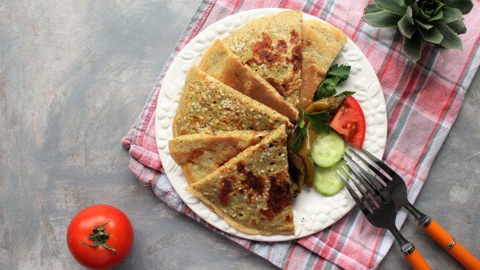 Recept nedelje: Heljdopita iz tiganja 4