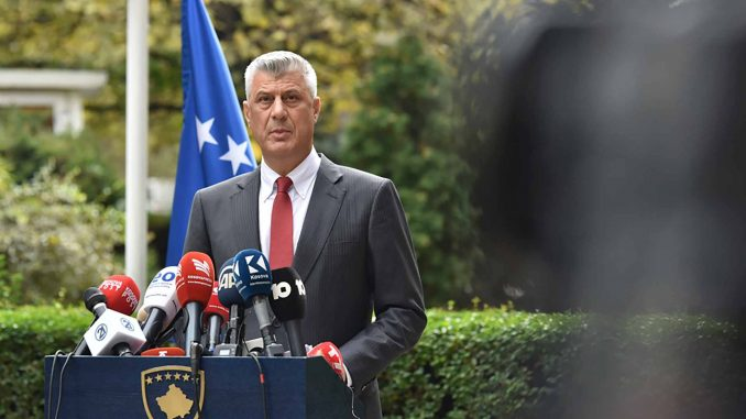 Potvrđene optužnice protiv Tačija i Veseljija, kosovski predsednik podneo ostavku 1