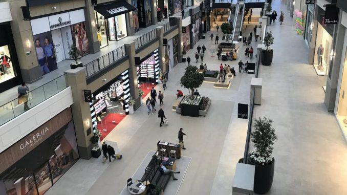 """Jedan od pet miliona: Tržni centar u """"Beogradu na vodi"""" pretvoriti u kovid ambulantu 10"""