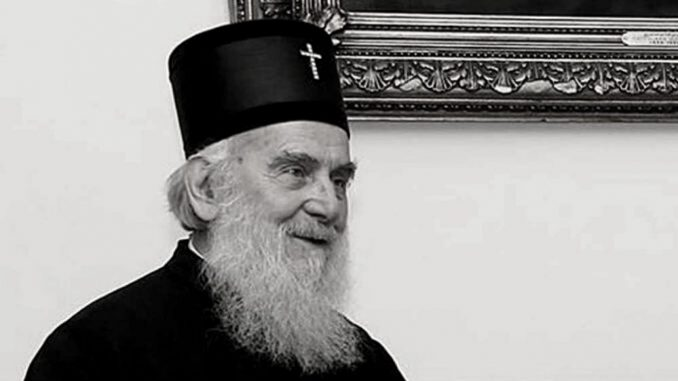 Saučešća povodom smrti patrijarha Irineja 4