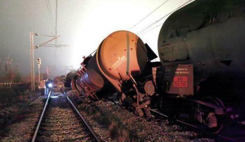 Narodna stranka: Javašluk uzrok za iskakanje vagon-cisterne i izlivanje sumporne kiseline 3