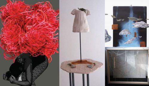 Međuprostor - izložba četiri umetnice u Zrenjaninu 11