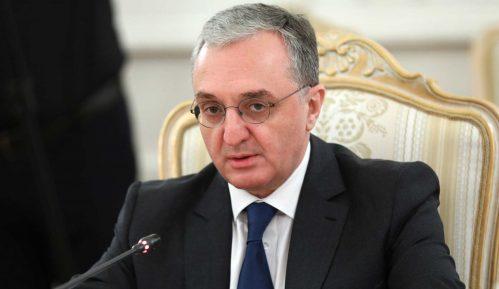 Ministar spoljnih poslova Jermenije podneo ostavku 7