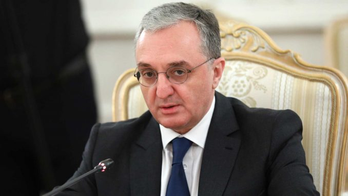 Ministar spoljnih poslova Jermenije podneo ostavku 1
