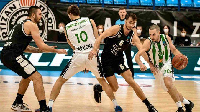 Partizan slavio protiv Huventuda za drugu pobedu u nizu 2