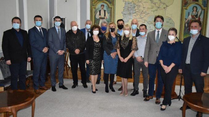 """Dodeljene nagrade """"Kapetan Miša Anastasijević"""" zaslužnima iz Braničevskog i Podunavskog okruga 2"""