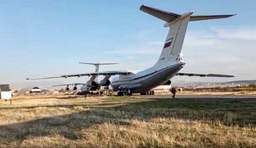 Ruske mirovne snage stižu u Nagorno-Karabah da podrže primirje 14