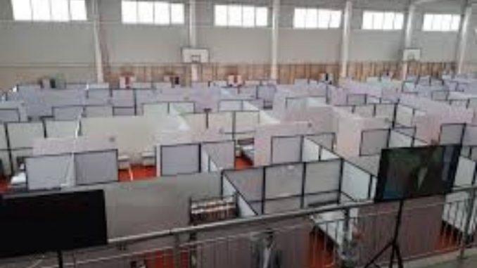 Privremena kovid bolnica u Šapcu spremna za prijem 4