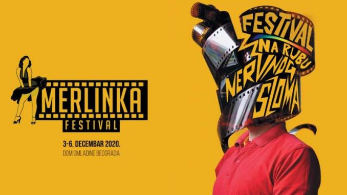 """Merlinka pod sloganom """"Festival na rubu nervnog sloma"""" 1"""