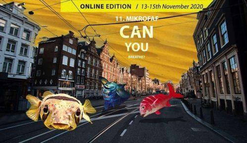 Međunarodni festival MikroFAF od 13. do 15. novembra - onlajn 1
