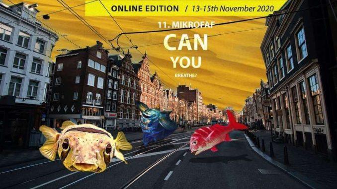 Međunarodni festival MikroFAF od 13. do 15. novembra - onlajn 4