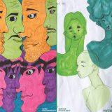 "Zrenjaninski gimnazijalci oslikali mural ""Interkulturalnost"" na zidu škole 10"