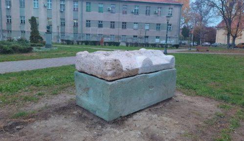 Restauriran rimski sarkofag u Zemunu 4