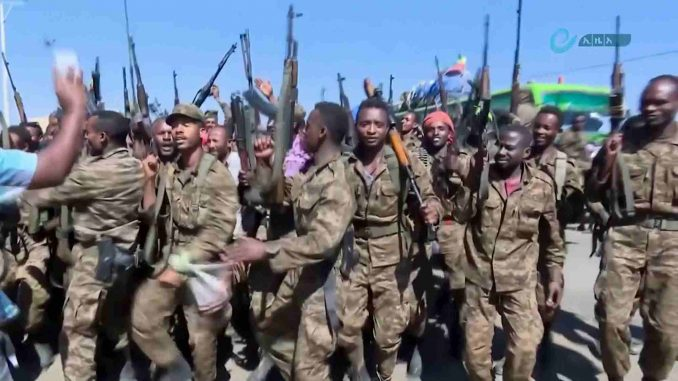 Zvaničnik: U napadu vojske Etiopije pogođen univerzitet u pokrajini Tigraj 4