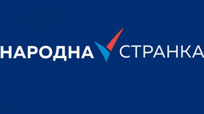 Narodna stranka podržala apel Skupštine slobodne Srbije 1