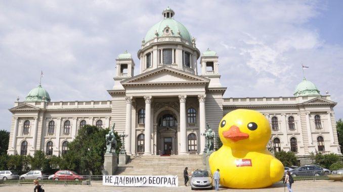 Lazović (NDMBGD): Moguće je pobediti u Beogradu 4
