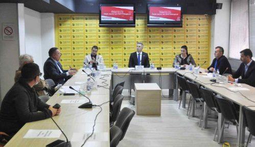 Boško Obradović: Lustracija je jedna od najvažnijih tema u vezi s promenom sistema 9