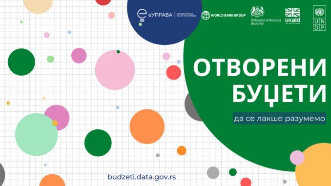 Budžeti više od 90 gradova i opština dostupno u formatu otvorenih podataka 1