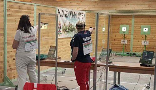 Uspešan start Zorane Arunović na Otvorenom prvenstvu Mađarske 7