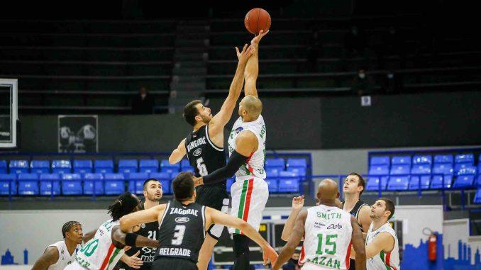 Partizan slavio protiv Uniksa 1