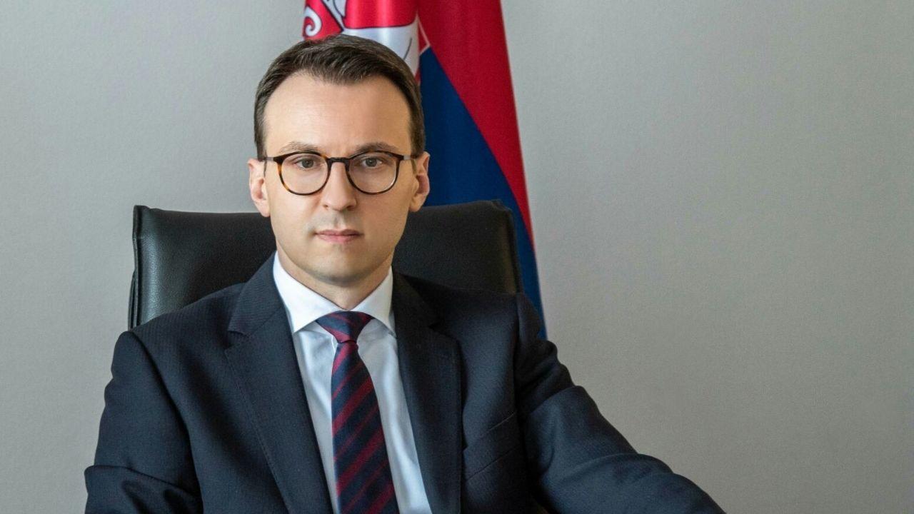 Petković: Kurti još jednom potvrdio da je velikoalbanski projekat njegov vrhovni politički cilj 1
