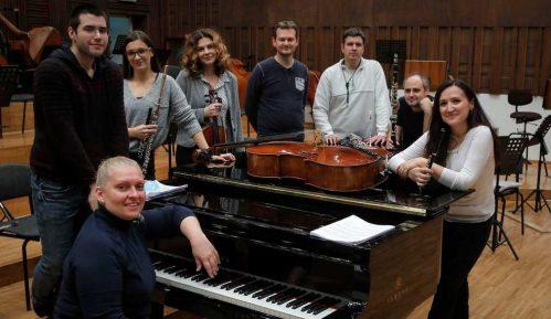 Pikolo i prijatelji u Beogradskoj filharmoniji 12. novembra 11