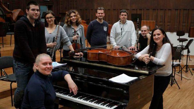 Pikolo i prijatelji u Beogradskoj filharmoniji 12. novembra 1