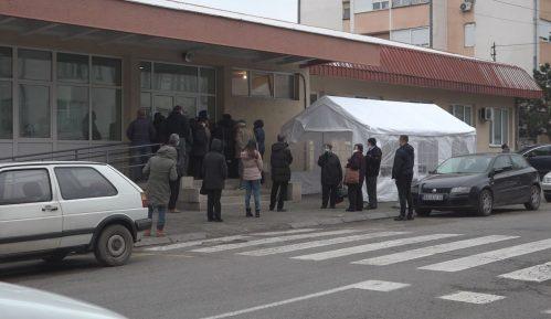 "Preseljenje pirotske Kovid ambulante u ""Pazar"" 14"
