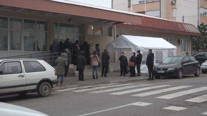 "Preseljenje pirotske Kovid ambulante u ""Pazar"" 1"