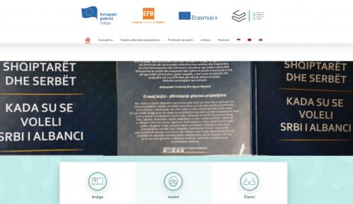 Evropski pokret u Srbiji predstavio sajt o srpsko-albanskom prijateljstvu 5