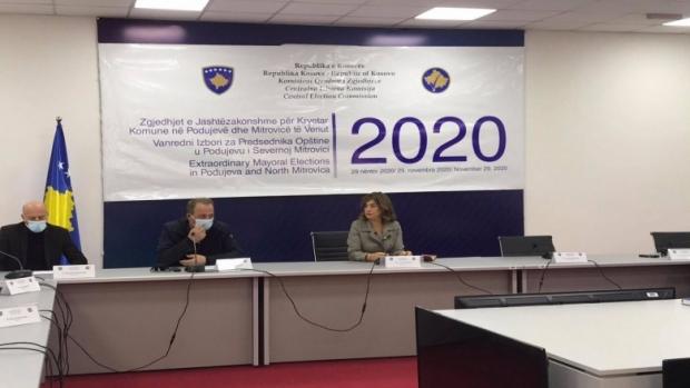 Novi gradonačelnik Podujeva Špejtim Bulići, u Severnoj Mitrovici Milan Radojević 1