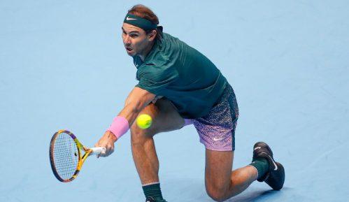 Nadal u polufinalu Završnog mastersa 11
