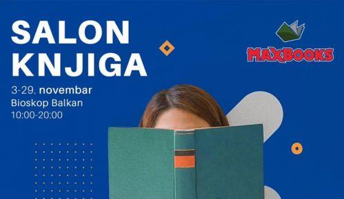 Prvi Salon knjiga od 3. do 29. novembra u Bioskopu Balkan 6