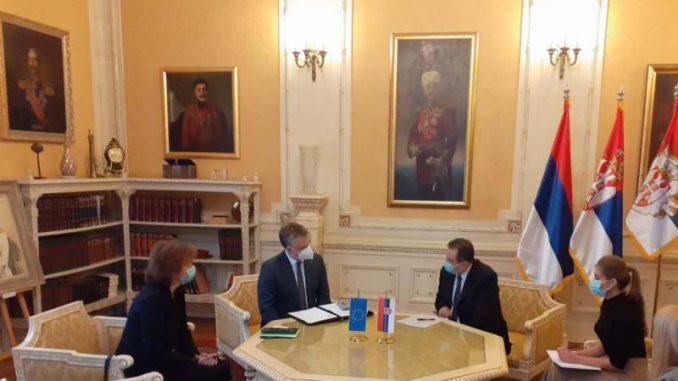 Dačić: Srbija pridaje poseban značaj aktivnostima Saveta Evrope 5