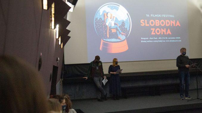 "Projekcijom filma""Telo ne laže"" i dodelom nagrada završena 16. Slobodna zona 2"