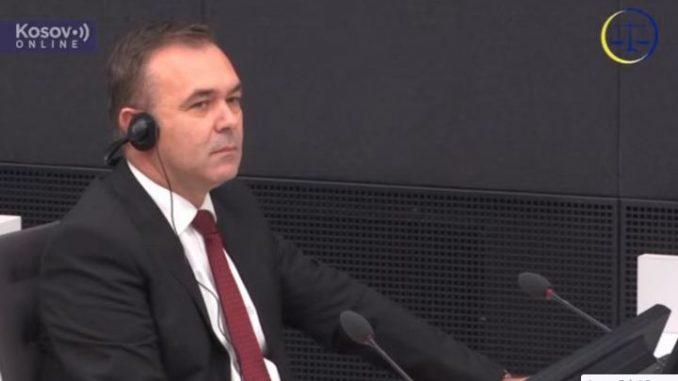 Redžep Seljimi se izjasnio da nije kriv za ratne zločine 4