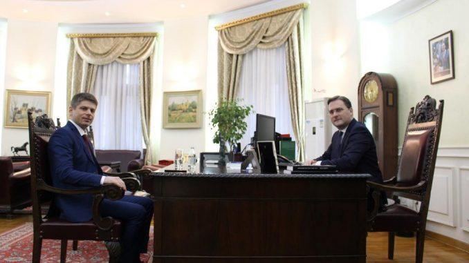 Gujon u poseti Selakoviću: Nastaviću da radim za srpski narod 4