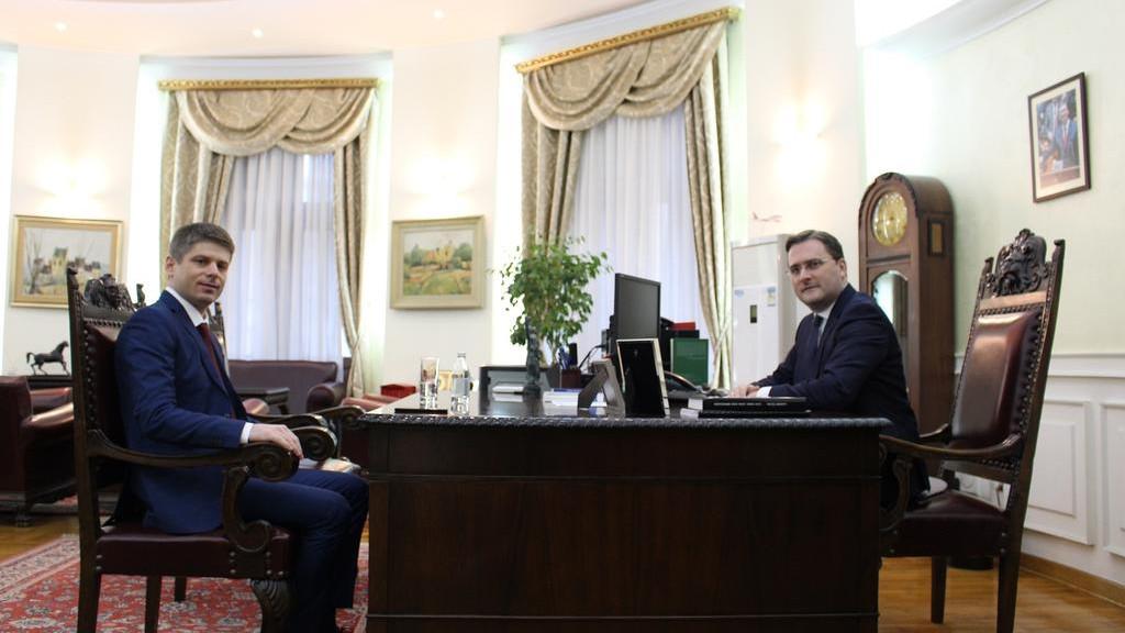 Gujon u poseti Selakoviću: Nastaviću da radim za srpski narod 1