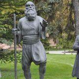 Skulptura slepog guslara posle 104 godine ponovo na Kalemegdanu 15