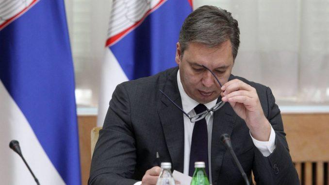 Vučić: Srbija će ove godine imati najmanji pad BDP-a u Evropi 8