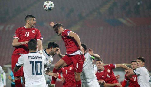 Fudbalska reprezentacija Srbije zadržala 30. mesto na rang-listi FIFA 5