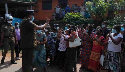 Najmanje šestoro mrtvih u zatvorskoj pobuni na Šri Lanki 21
