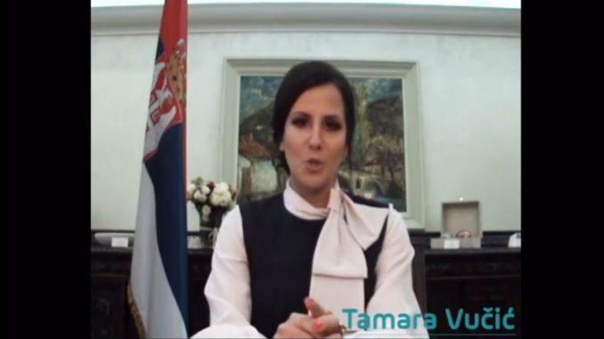 Tamara Vučić: Potrebno ujedinjenje celog regiona u borbi za živote ljudi 1