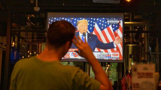 Trampov tim dao tri miliona dolara za ponovno brojanje glasova u Viskonsinu 5