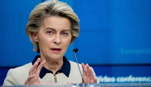 Fon der Lajen: Mađarska i Poljska za primedbe da se obrate sudu, umesto da koče usvajanje budžeta 8