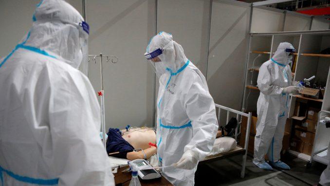U SAD 2.700 umrlih od korona virusa u 24 časa, najviše od aprila 1
