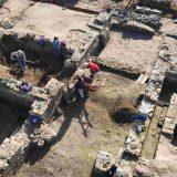 Novo otkriće u Viminacijumu, zgrada komande VII Klaudijeve legije 6