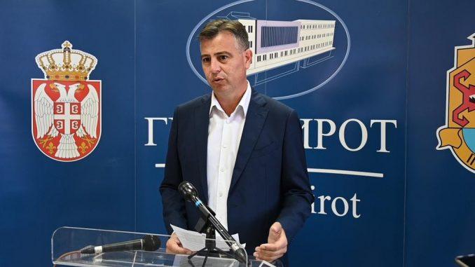 Gradonačelnik Pirota pozvao građane da poštuju mere prevencije 1