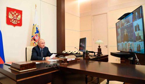 Putin zabrinut zbog povećanja broja preminulih od korona virusa 3