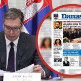 Vučić tvrdi da nije želeo da govori na sahrani Amfilohija 10